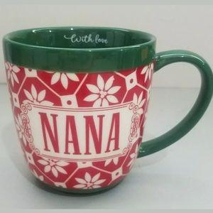 Hallmark With Love Nana Coffee Mug Cup